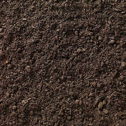 Primary aggregates grs group for Screened soil