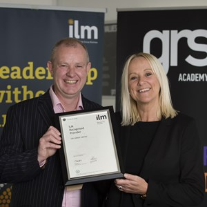 Industry first as GRS gains prestigious ILM training recognition
