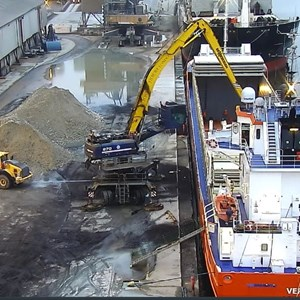 GRS Walsh and Port of Tilbury announce new secondary aggregates supply into London by sea